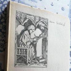 Libros de segunda mano: LA FORMACIÓN DEL ESTILO - LUIS ALONSO SCHÖKEL - LIBRO DEL PROFESOR - 3ª ED - 1957. Lote 245549940