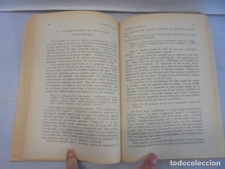 Libros de segunda mano: PALESTRA GRAMATICAL. CRITICA DE DOCTRINA Y NUEVAS POSTULACIONES. RAMON M. ALBESA. 1963 - Foto 11 - 245938880