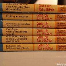Libros de segunda mano: GUÍA DE LOS PADRES: DESARROLLO INTEGRAL DEL NIÑO. Lote 249195740