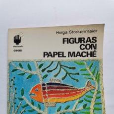 Libros de segunda mano: FIGURAS CON PAPEL MACHÉ HELGA STORKENMAIER CEAC. Lote 254489645
