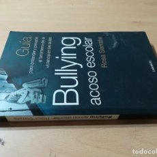 Libros de segunda mano: GUIA PREVENIR BULLYING, ACOSO ESCOLAR/ ROSA SERRATE / LABERINTO / AB104. Lote 255933850
