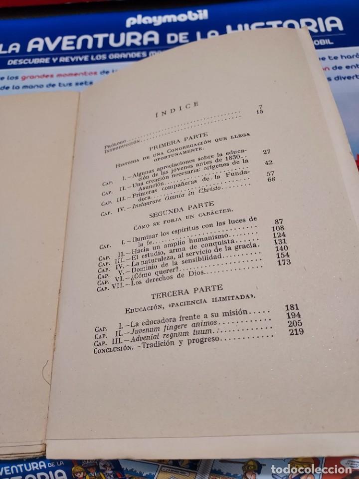 Libros de segunda mano: LA EDUCACION DEL CARACTER......1949... - Foto 4 - 262369735