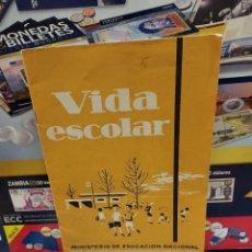 Libros de segunda mano: VIDA ESCOLAR..MINISTERIO DE EDUCACIÓN NACIONAL...1959.... Lote 262590865