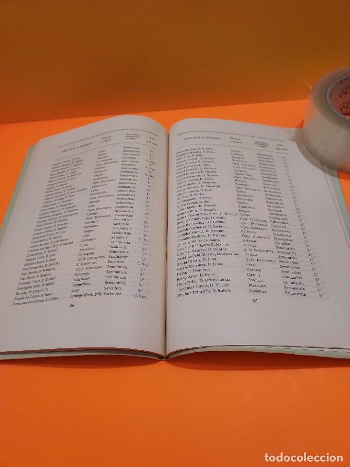 Libros de segunda mano: PONTIFICIA UNIVERSIDAD ECLESIASTICA DE SALAMANCA....MEMORIAS... - Foto 6 - 263738175