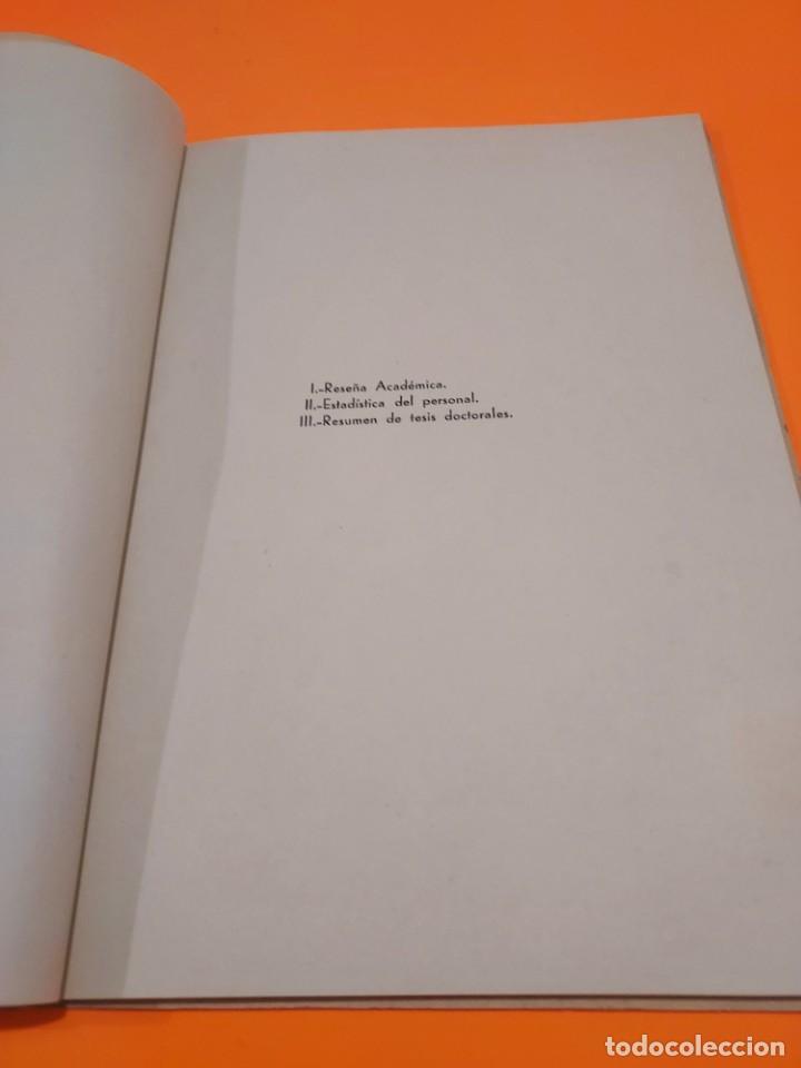 Libros de segunda mano: PONTIFICIA UNIVERSIDAD ECLESIASTICA DE SALAMANCA....MEMORIAS... - Foto 14 - 263738175