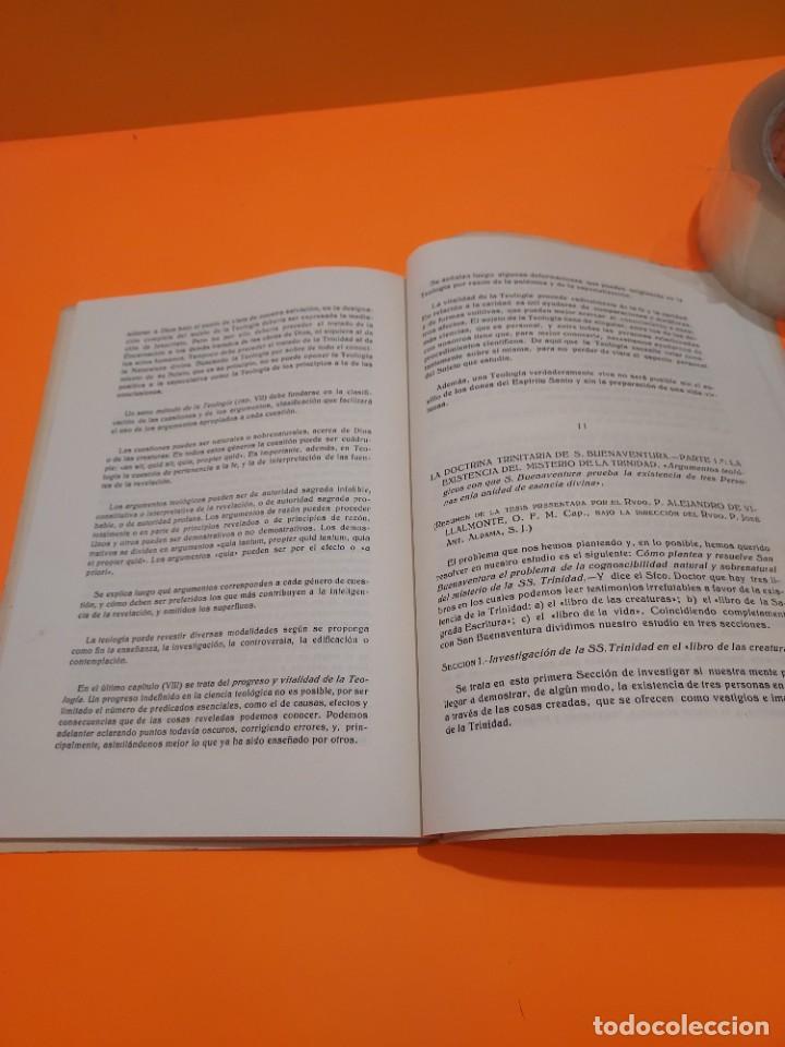 Libros de segunda mano: PONTIFICIA UNIVERSIDAD ECLESIASTICA DE SALAMANCA....MEMORIAS... - Foto 15 - 263738175