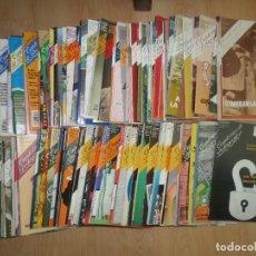 Libros de segunda mano: CUADERNOS DE PEDAGOGIAS - LOTE DE 145 NUMEROS - DISPONGO DE MAS REVISTAS. Lote 272207918
