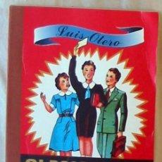 Libros de segunda mano: AL PASO ALEGRE DE LA PAZ - LUIS OTERO - PLAZA & JANES 1999 - VER INDICE. Lote 275940408