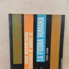 Libros de segunda mano: CLÁSICO DE PSICOPEDAGOGÍA INFANTIL. TESTS DE FIGURA HUMANA. Lote 276698953