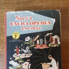 Libros de segunda mano: NUEVA ENCICLOPEDIA ESCOLAR. Lote 276715653