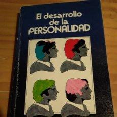 Libros de segunda mano: EL DESARROLLO DE LA PERSONALIDAD.SYLVAIN BRIND AMOUR.COLEC.BOLSILLO MENSAJERO.1978.190 PAG.. Lote 277551513