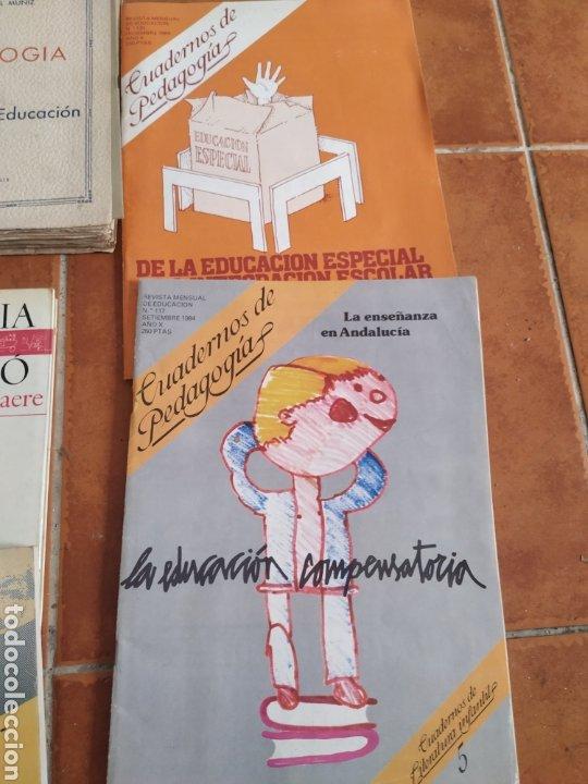 Libros de segunda mano: Lote de 10 libros de pedagogía años 60 - Foto 3 - 283935378