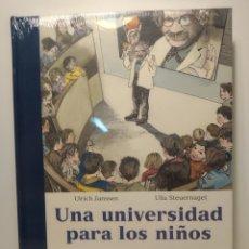 Libros de segunda mano: UNA UNIVERSIDAD PARA LOS NIÑOS, 3. 2005. ULRICH JANSSEN |ULLA STEUERNAGEL. PRECINTADO. Lote 287046038