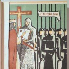 Libros de segunda mano: TEJIDOR SANZ, J.I. - PROGRAMA OFICIAL DE HISTORIA UNIVERSAL. 4º CURSO. BARCELONA 1961 - ILUSTRADO. Lote 288938033