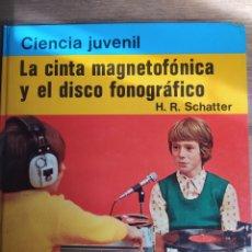 Libros de segunda mano: CIENCIA JUVENIL 1974. Lote 289579218
