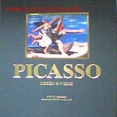 Libros de segunda mano: PICASSO. LOTAZO DE 2 SUPERLIBROS EN ALEMAN. TASCHEN.. Lote 27288306