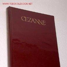Libros de segunda mano: CEZANNE. POR FRANK ELGAR. CÍRCULO DE LECTORES, 1969. ARTE. IMPRESIONISMO FRANCÉS. PINTURA. ILUSTRADO. Lote 26252776