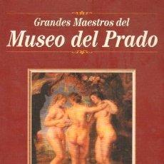 Libros de segunda mano: GRANDES MAESTROS DEL MUSEO DEL PRADO II. PINTURA EXTRANJERA (AT-34). Lote 3439854