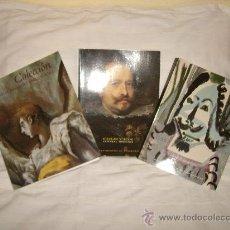 Libros de segunda mano: LOTE ARTE LIBROS DE PINTURA RENACIMIENTO ROMANTICISMO SIGLOS XVI AL XVIII ACTUALIDAD. Lote 14811632