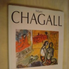 Libros de segunda mano: MARC CHAGALL. Lote 16167054