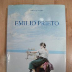 Libros de segunda mano: EMILIO PRIETO POR JOSE MARIA IGLESIAS. RAYMOND WEIL. EDITA FUR PRINTING MADRID 1998. Lote 16541986