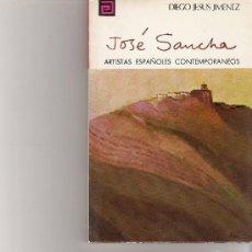 Libros de segunda mano: SANCHA - ARTISTAS ESPAÑOLES CONTEMPORANEOS - SERIE PINTORES - Nº 97. Lote 17012339