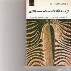 Libros de segunda mano: ARCADIO BLASCO - ARTISTAS ESPAÑOLES CONTEMPORANEOS - SERIE PINTORES - Nº 39. Lote 17012382