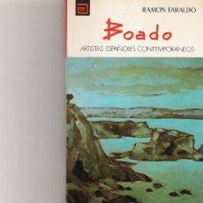 Libros de segunda mano: CARLOS LOPEZ BOADO - ARTISTAS ESPAÑOLES CONTEMPORANEOS - SERIE PINTORES - Nº 138. Lote 17012491