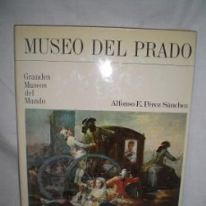 Libros de segunda mano: 1884- MUSEO DEL PRADO. EDIT. DANAE. 1982. AUTOR: ALFONSO E. PEREZ SANCHEZ. . Lote 17154396