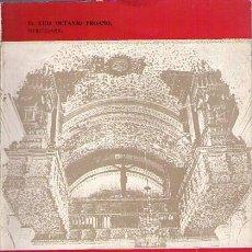 Libros de segunda mano: EL ARTE EN LA MERCED DE QUITO / FR. LUIS OCTAVIO PROAÑO / 1969. Lote 27472069