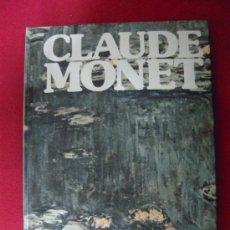 Libros de segunda mano: CLAUDE MONET. Lote 25478176