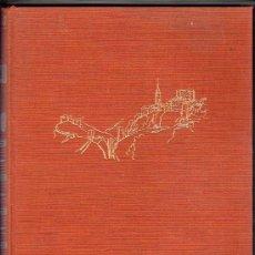 Libros de segunda mano: EL GRECO Y TOLEDO POR G. MARAÑON. ESPASA CALPE. MADRID 1956. Lote 56461757