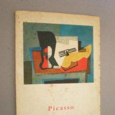 Libros de segunda mano: FRANK ELGAR PICASSO (EPOCA CUBISTA) COLECCION MINIA (VOL.11) GUSTAVO GILI BARCELONA1957. Lote 18592213