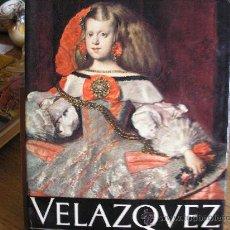 Libros de segunda mano: VELAZQUEZ -INTRODUCCIÓN DE JOSÉ ORTEGA Y GASSET - 3ª ED.. Lote 27302649