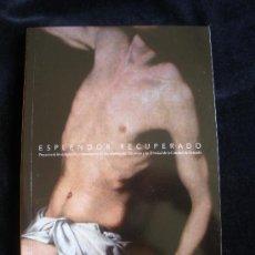 Libros de segunda mano: NAZARENO Y TRINIDAD DE GRANADA. ESPLENDOR RECUPERADO. AYUNTA.GRANADA. 2009 90 PAG. Lote 18890347