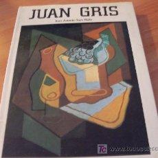 Libros de segunda mano: JUAN GRIS. Lote 18945395