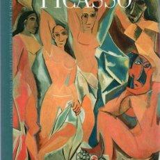 Libros de segunda mano: PICASSO. BILBIOTECA EL MUNDO. 1881-1914.. Lote 20345244
