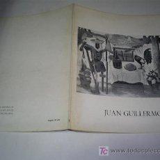 Libros de segunda mano: JUAN GUILLERMO RAMÓN SOLÍS CUADERNOS DE ARTE DE PUBLICACIONES ESPAÑOLAS 1965 RM46445. Lote 21288217