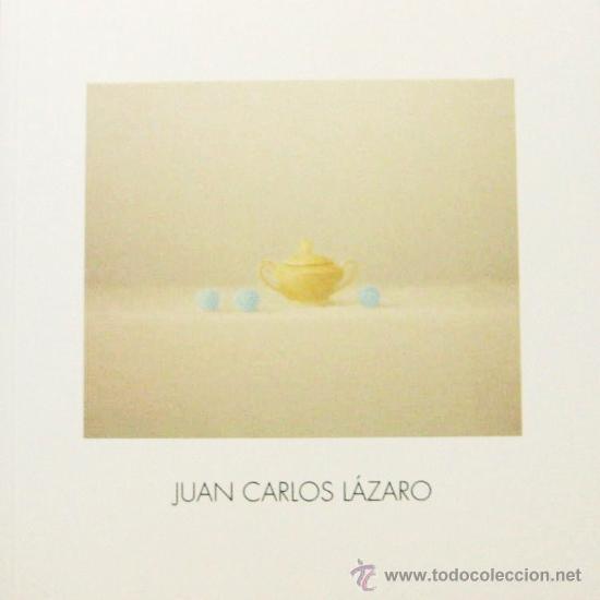 'JUAN CARLOS LÁZARO'. CATÁLOGO EXPOSICIÓN GALERÍA JUAN GRIS (2010), SIN USO, IMPECABLE ESTADO (Libros de Segunda Mano - Bellas artes, ocio y coleccionismo - Pintura)