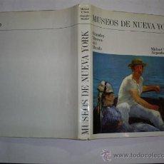 Libros de segunda mano: MUSEOS DE NUEVA YORK MICHAEL T. STEIN ALEJANDRO MONTIEL OCEANO 1992 RM40179. Lote 21991265