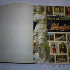 Libros de segunda mano: GALERÍA DE ARTE CLÁSICOS DE LUJO LA CENTRAL PINTURA RM40109. Lote 26187868