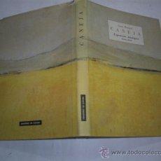 Libros de segunda mano: EXPOSICIÓN ANTOLÓGICA MADRID 1984-85 JUAN MANUEL CANEJA 1985 RM39976. Lote 22008376