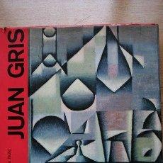 Libros de segunda mano: JUAN GRIS. GAYA NUÑO (JUAN ANTONIO). Lote 21959712