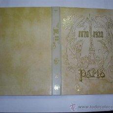 Libros de segunda mano: PARIS 1870-1920 TOMO 1 NESTOR LUJÁN COLECCIÓN DE ARTE ROGER CON 40 LAMINAS RM39631. Lote 106351287