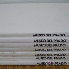 Libros de segunda mano: GRANDES PINACOTECAS .. MUSEO DEL PRADO .. 7 TOMOS. Lote 22159812