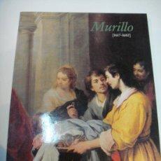 Libros de segunda mano: BARTOLOMÉ MURILLO 1617-1682. Lote 25715060