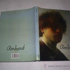 Libros de segunda mano: REMBRANDT ANNEMARIE VELS HEIJN AGUILAR DE EDICIONES 1989 PINTURA RM47390. Lote 22689572