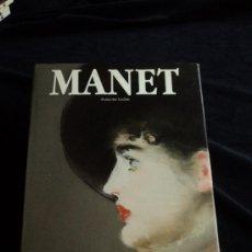 Libros de segunda mano: MANET. FRANCOISE CACHIN. PERFILES DEL ARTE. PLANETA. 1990 150 PAG. Lote 23176376