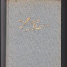 Libros de segunda mano: DALÍ AL DESNUDO POR DEL ARCO . 1952 CON SOBRECUBIERTA. Lote 23376141