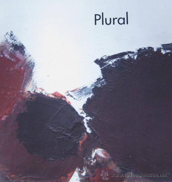 'PLURAL'. CATÁLOGO EXPOSICIÓN GALERÍA JUAN GRIS (2010), SIN USO, IMPECABLE (Libros de Segunda Mano - Bellas artes, ocio y coleccionismo - Pintura)